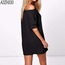 SPECIAL OFFER! Beach Party Style Off-Shoulder Dress