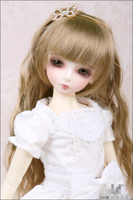 luodoll BJD / SD doll BJD doll 4 stars Delf BORY baby girl(free eyes + free make up) [wamami] aod 1 4 bjd dollfie girl doll parts single head not include make up meng ya qi
