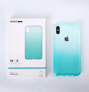 Image 4 - Pure Ombre Case For Apple iPhone XR XS MAX Effect Drop Protection Slim Profile Tech21 Case For Apple iPhone XS Max 11 Pro Max