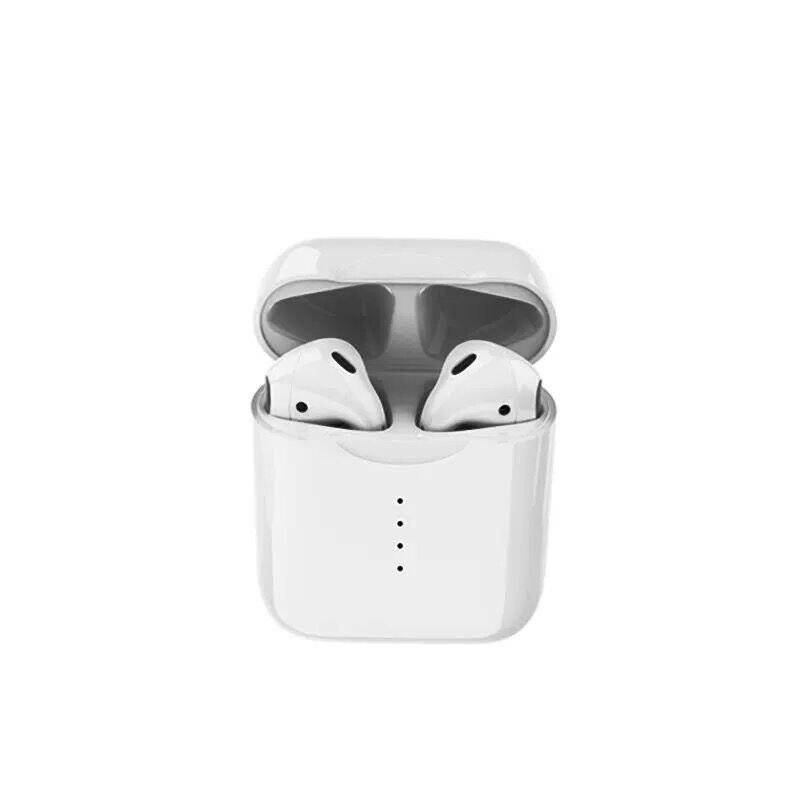 I10 tws auricular Bluetooth inalámbrico auriculares de control táctil auriculares 3D de sonido envolvente y caso de carga para todos los teléfonos inteligentes - 2