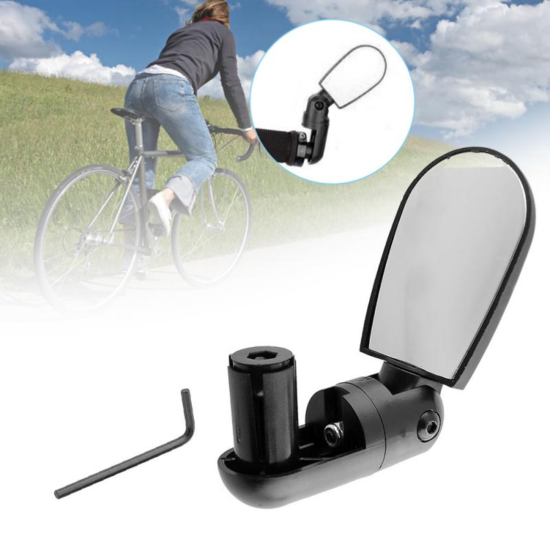 Hot Mountain Road Motorcycle Bike Bicycle Rear View Mirror Reflective Safety Cycling Handlebar Rearview Mirror
