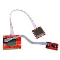 2016 Newest Tablet PCI Motherboard Analyzer Diagnostic Tester Post Test Card For PC Laptop Desktop PTI8