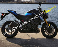 Лидер продаж, обтекатель комплект для Kawasaki Z800 2013 2014 2015 2016 Z 800 синий черный Sportbike ABS тела обтекатели комплект (инъекции литье)