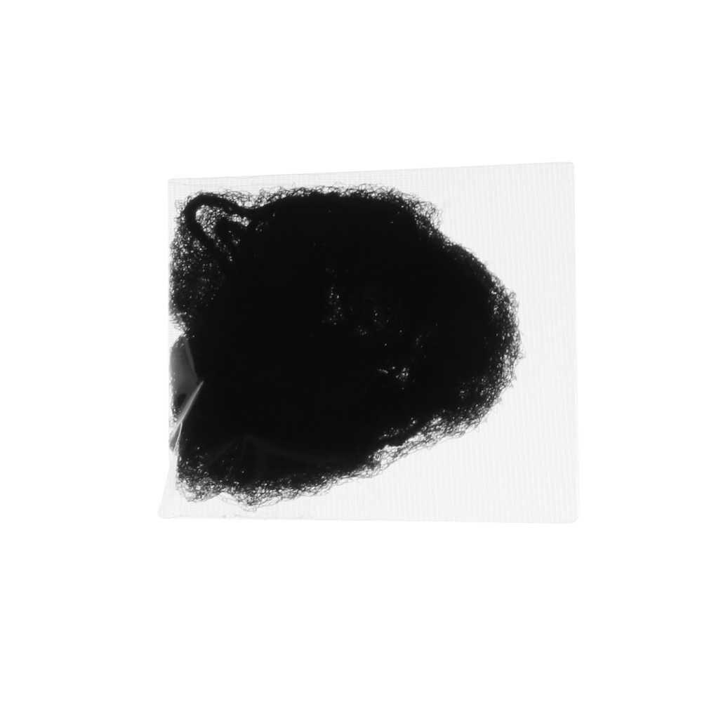 10 шт. невидимые сетки для волос эластичная кромка тонкая сетка булочка стиль волос Обложка Конный балет шапка-снуд инструмент для укладки волос