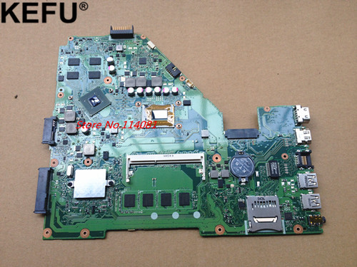 SUITABLE FOR ASUS X550CC MAINBOARD REV 2.0 CPU RAM ON BOARD