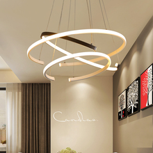 LICAN Modern Led Pendant Lights For Dining Living Room Bar suspension luminaire suspendu Pendant Lamp Fixtures цена