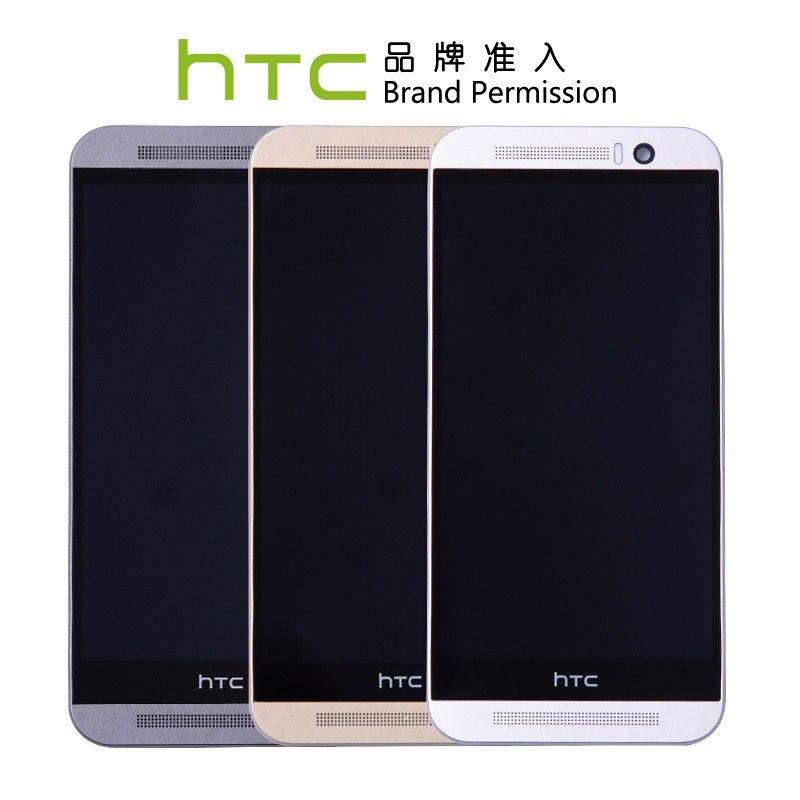 """imágenes para ORIGINAL Para HTC UNO M9 LCD Probado 5.0 """"1920x1080 Pantalla Para HTC UNO M9 Pantalla Táctil Digitalizador con Marco Asamblea M9W"""