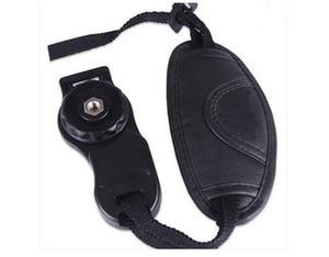 Image 2 - 소니 DSLR 카메라에 대한 캐논에 대한 니콘에 대한 고품질의 카메라 Correa 가짜 가죽 손 그립 손목 스트랩 사진 스튜디오 액세서리