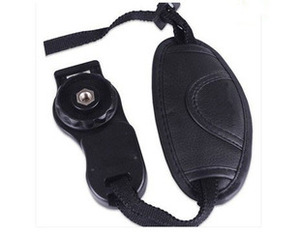 Image 2 - High Quality Camera Correa Faux Leather Hand Grip Wrist strap Photo Studio Accessories for Nikon for Canon for Sony DSLR Camera