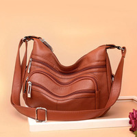 Women Handbag Genuine Leather Bags crossbody Luxury Women Shoulder Bags Ladies Leather Handbags Women Fashion Bags 2018
