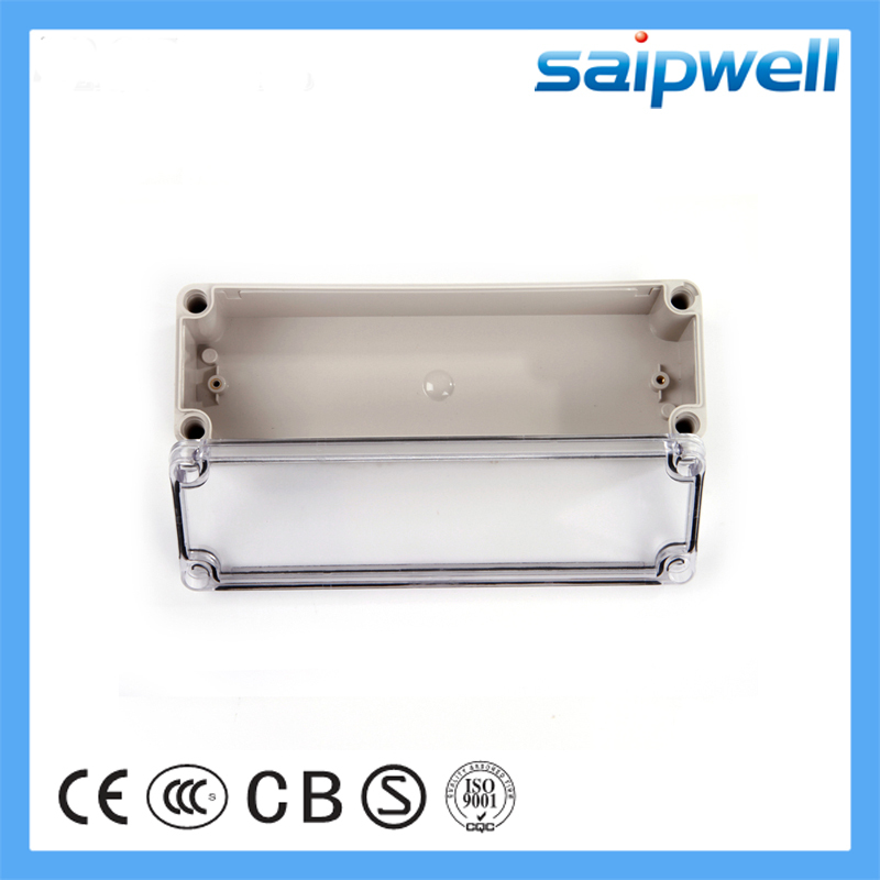 80*250*70mm Transparent ABS switch box waterproof IP66 junction box electric distribution box Price $22.94