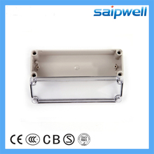 цены 80*250*70mm Transparent ABS switch box waterproof  IP66 junction box electric distribution box