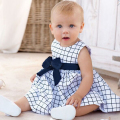 2017 New Cute Baby Dress Baby Girl Dress Spring Infant Dresses 1 Year Birthday Dress For Babies Vestido Para Bebe 0-24M