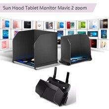 4,7 5,5 7,9 9,7 Защита от солнца капюшон планшеты тенты контроллер Обложка для DJI Mavic Pro Platinum Air Mavic 2 зум spark Phantom 4 3 Inspire 1