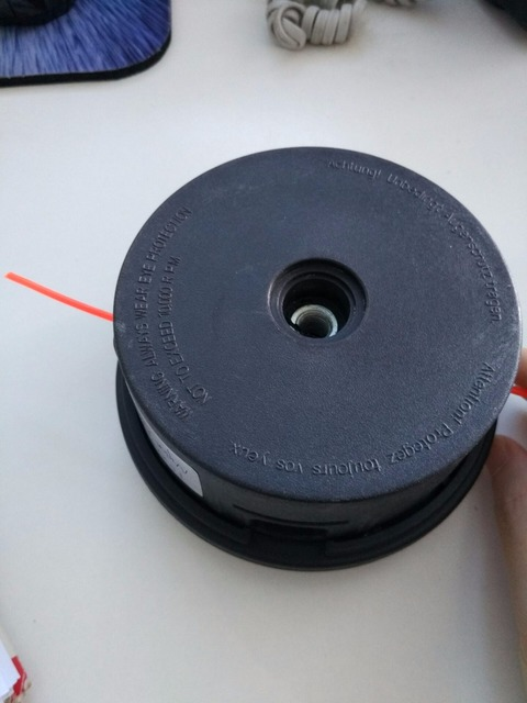 US $17 4 |High quality Speed Feed Trimmer Head 12MM * 1 5 LHF for STIHL  FS160 FS180 FS220 FS280 FS290 FS300 FS310 FS350 FS400 FS450 FS480-in Tool