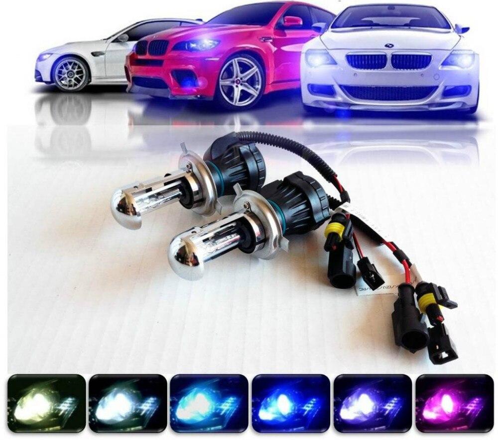 2x Bi-Xenon 35W 12V DC HID Automotive Headlight Replacement Bulbs H4-3 Hi/Lo Beam Lamp 4300/6000/8000/10000K2x Bi-Xenon 35W 12V DC HID Automotive Headlight Replacement Bulbs H4-3 Hi/Lo Beam Lamp 4300/6000/8000/10000K