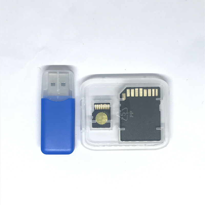 Image 2 - New!!! 1GB Micro SD Card memory card 1GB With Card Adapter  + free tf card reader-in Micro SD Cards from Computer & Office