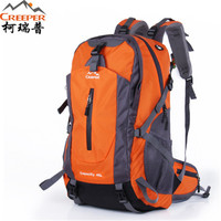 Brand Creeper Camping Bag Professional Waterproof Rucksack Internal Frame Climbing Camping Hiking Backpack Outdoor Bags