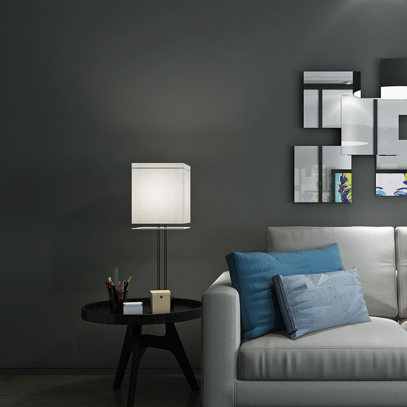 High Quality Gray Non Woven Wallpaper Modern Simple Living Room Bedroom Tv Background Wall Decoration Solid Color Wall Paper Hot Discount 13d4 Cicig