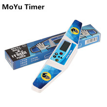 Moyu Speed Cube Timer High Magic Cubes Professional Clock Machine For Puzzle Sport Stacking Competition Ti