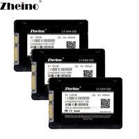 Zheino S1 2 5 Inch SATA 32GB 64GB 128GB SSD SATA3 Internal Solid Disk Drives 2D