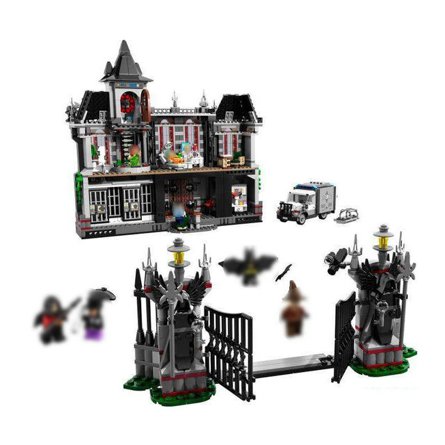 Online Shop Compatible With Lego Marvel 10937 Lepin 07044 Decool