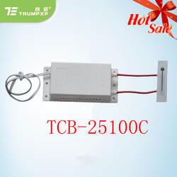 10 шт./лот ce, ul, cqc, sgs tcb-25100c дезинфекции удалить формальдегид генератор озона части очистители воздуха очистки деталей