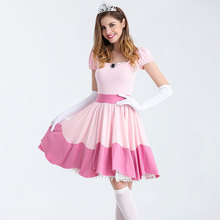Carnival Halloween Costume for Women Girl Pink Fairy Princess Costume Dress Fantasia Adult Cosplay Clothing irek adult plus size saloon girl costume classic halloween cosplay costume for carnival festivals luxury quality