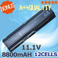 8800 мАч Аккумулятор Для HP Pavilion DV4 DV5 DV6 DV6T G50 G61 для Compaq Presario CQ40 CQ41 CQ45 CQ50 CQ60 CQ61 CQ70 CQ71 HSTNN-IB72