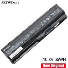 Sztwdone оригинальный 55WH MU06 ноутбука Батарея для HP Pavilion G4 G6 G7 G32 G42 G56 G62 G72 CQ32 CQ42 CQ43 CQ62 CQ56 CQ72 DM4 MU06XL