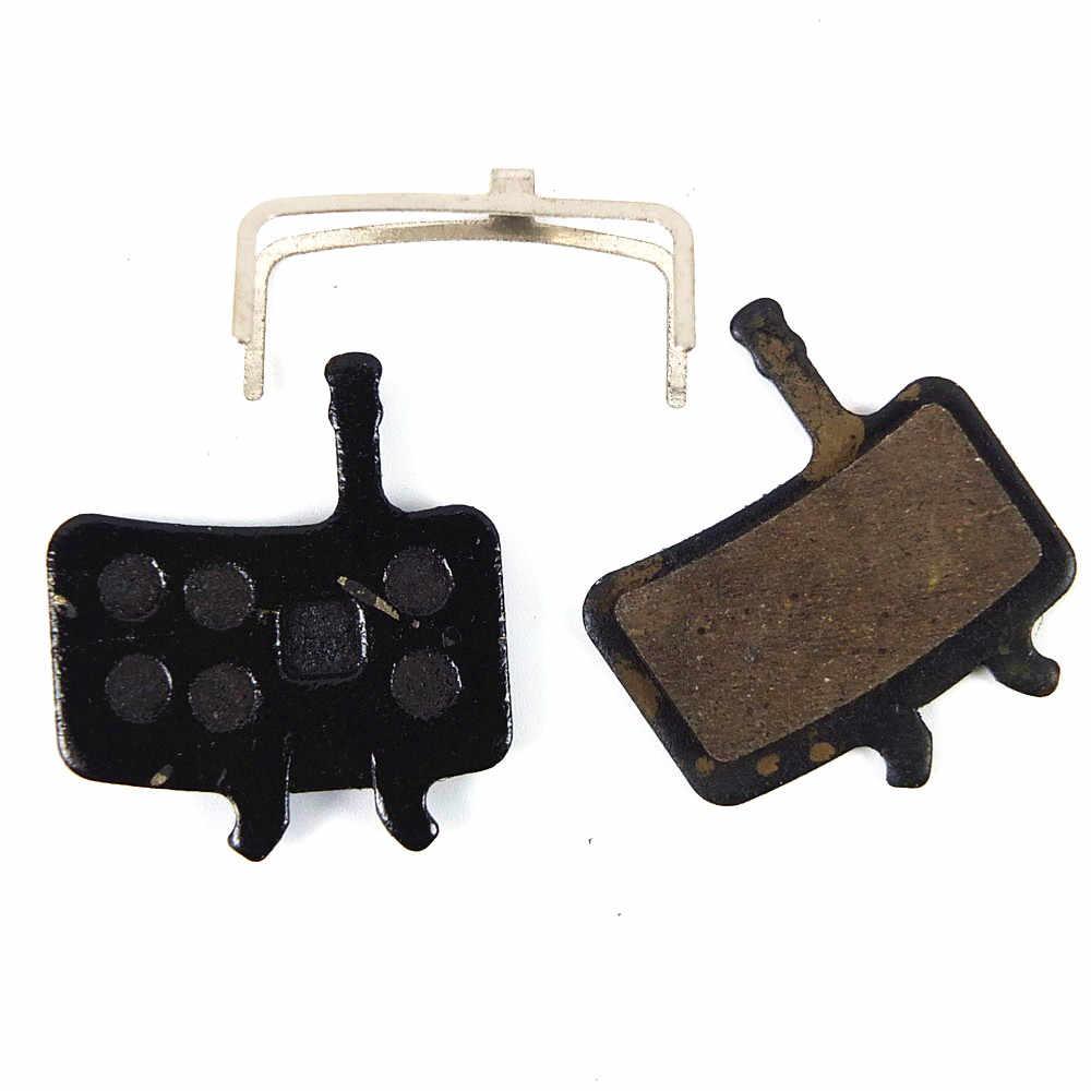 Almohadillas para frenos de disco, 1 par, para Avid BB7 Juicy 3 5 7 Ultimate Disc Brake Sports ciclismo