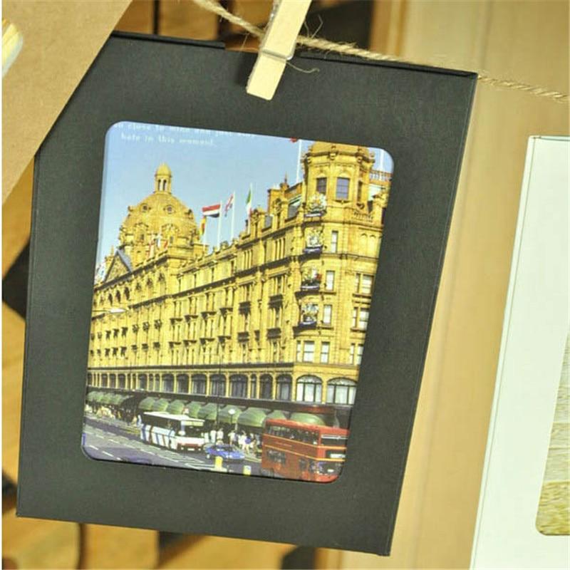 10pcs/set Vintage Picture Frames Creative Marco Fotos Collage DIY 6 ...