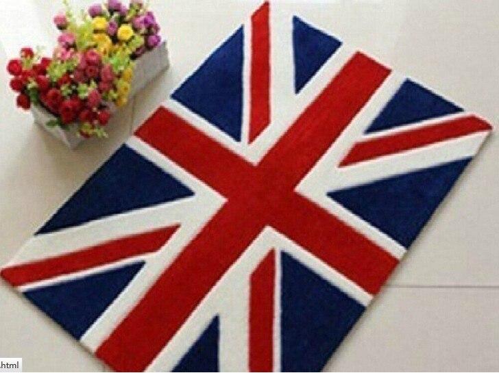 Online Shop British Style Union Jack British Flag Bedroom Area Rug, Living  Room Coffee Table Floor Mats Vintage Living Room Mat Cute Carpet |  Aliexpress ...