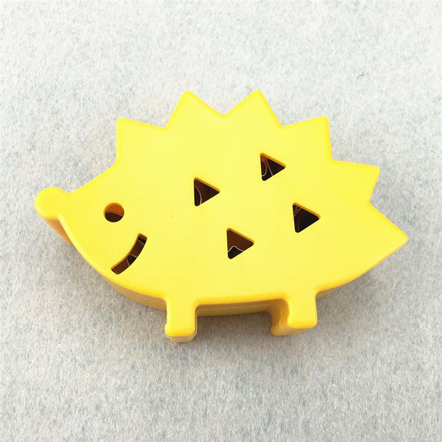 10pcs/set Vegetable Fruit Mini Cutters With Hedgehog Shape Box Cake Cookies Cutter Mold Kitchen Gadget Home Cutting Shape Tools 1