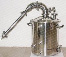 3 «(76 мм) OD 91 Pot still, дистиллятор санитарно стали 304. Цена без бака!