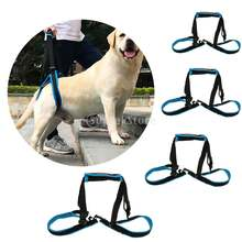 Вспомогательный ремень для подтяжки лап домашних собак поддерживающий