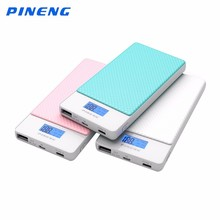 Original PINENG 10000mAh PN 993 External Battery Bank QC3 0 Fast Charging Power Bank Portable Charger