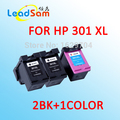 3pcsNew version for HP301 HP 301 ink cartridge for HP 301 xl Deskjet 1050 2050 2050s 3050 2150 3150 D1010 1510 2540 4500 printer