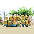 12 Pçs/set assecla Personagem do Filme Figuras de Ação Brinquedos Boneca Micro paisagem ornamentos Para Criança ou adulto
