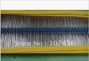 Resistores de Metal Ideal para 5v Frete Grátis Peças 1 – 4w Leds 100 Ohm 220