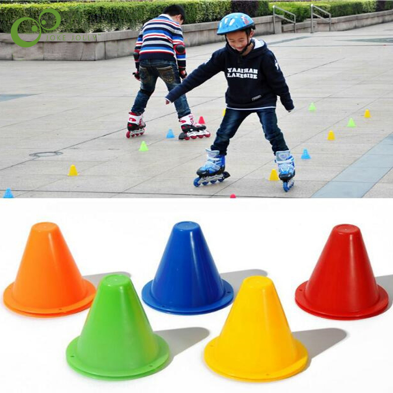 Back To Search Resultshome & Garden Bird Training The Cheapest Price Snny-6pcs Colorful Plastic Slalom Roller Skating Pile Mini Cones Traffic Signs Marks