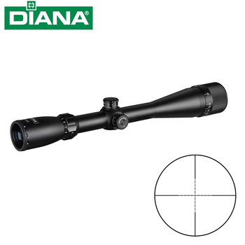 Hunting 4-16X42 AO DIANA  Tactical Riflescope Mil Dot Reticle Optical Sight Hunting Rifle Scope