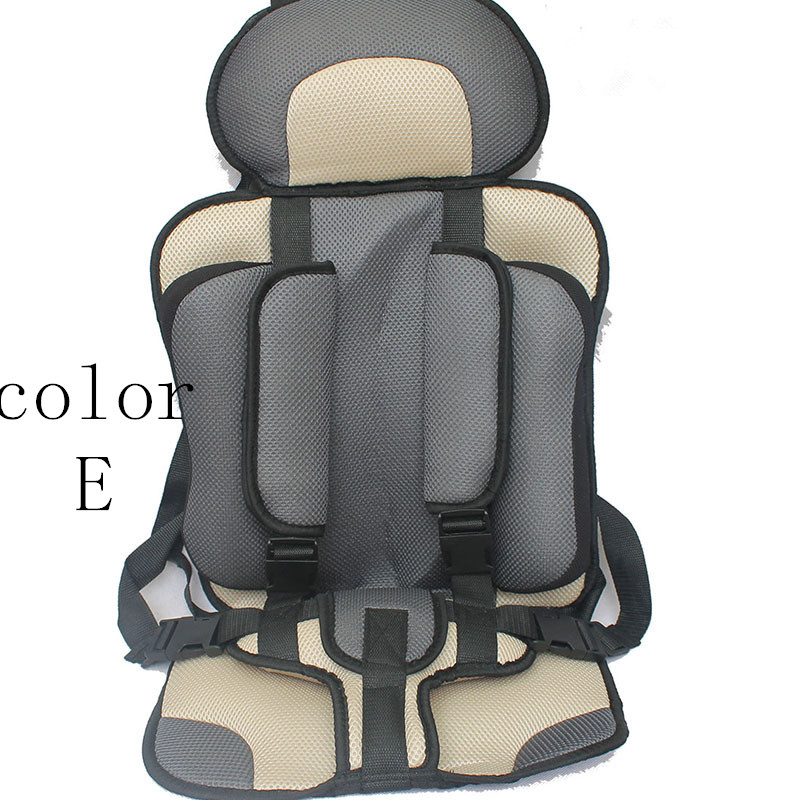 5 Point Safety Harness 3 years Newborn - 12 years old children Car Basket Comfortable Portable Baby Car Seat Car Styling