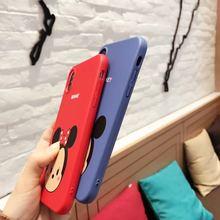 Minnie Mickey Phone Case iPhone 6 6s 7 7 plus 8 X
