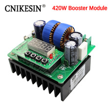 CNIKESIN Numerical Control Digital Display DC Booster 420W Constant Pressure Constant Current Electronic Components (D2B3)