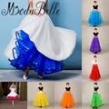 Vermelho Azul Branco Colorido tulle petticoat camada saia jupon crinolina underskirt para o casamento prom dresse da menina barato naguas novia