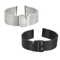 Good Sale Smart Watch Strap 22mm Stainless Steel Watch Band Bracelet For Pebble Time Smart Watch