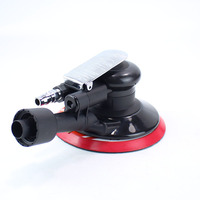 Yousailing 6 Pneumatic Vacuum Random Orbital Sander Eccentric Sander 5mm Orbit Industrial Level Car Polishing And Waxing Tool