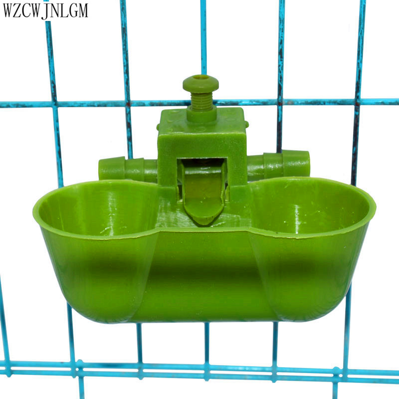 Dove Automatic Drinking Fountain Chicken Drinking Cup Bird Automatic Drinking Fountain Diameter 9 5 10mm Animal