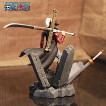 One Piece Dracule Mihawk PVC Action Figure Toy